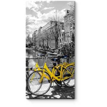 Любимый транспорт амстердамцев