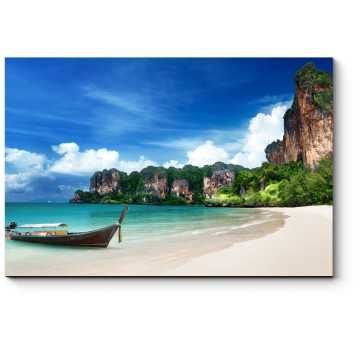 Райский пляж