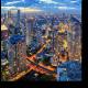 Бангкок высоты птичьего полета