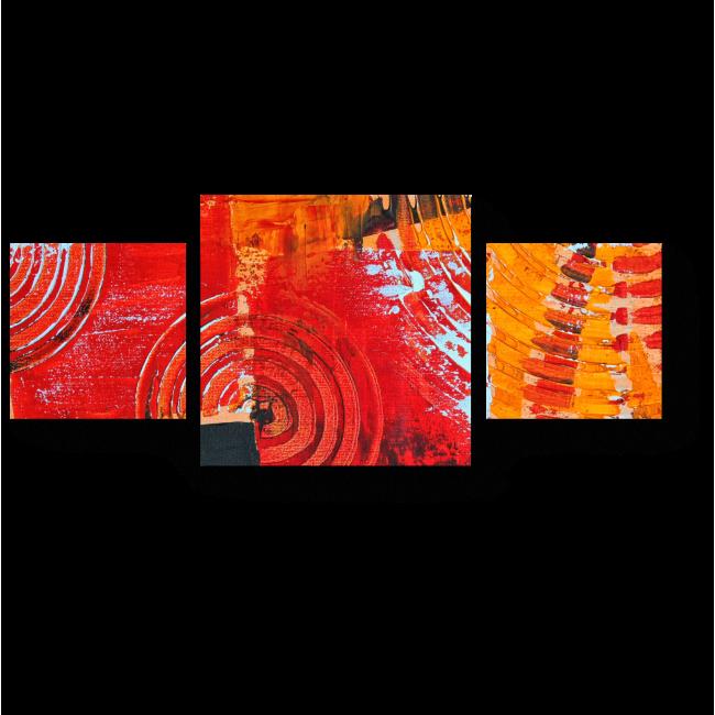 Модульная картина Ветряные мельницы