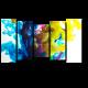 Краски в воде