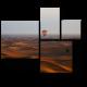 Воздушные шары над пустыней