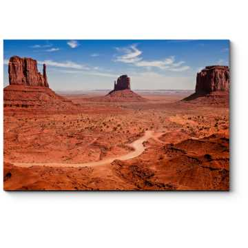 Модульная картина Пейзаж Национального парка США