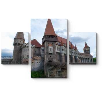Корвин замок в Румынии