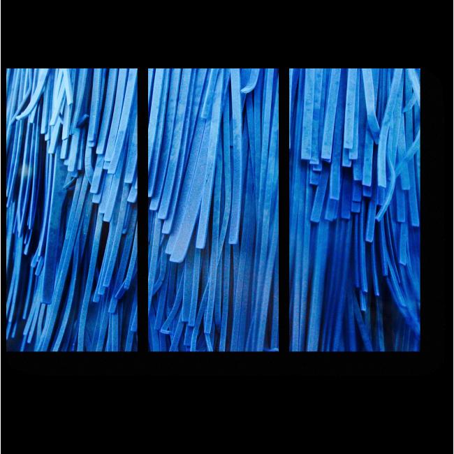 Модульная картина Бархатная бахрома