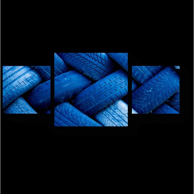 Модульная картина Правильный фильтр
