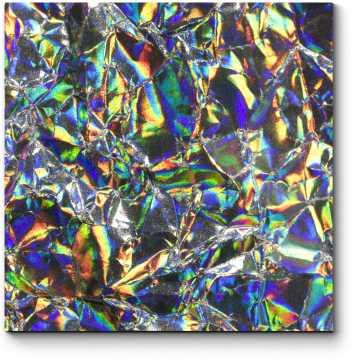 Модульная картина Цветной узор