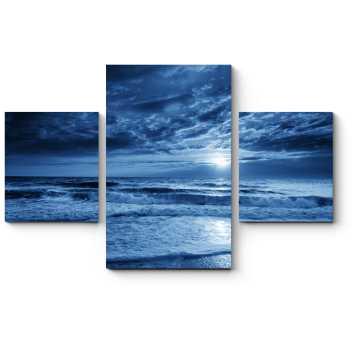 Море, переходящее в небо