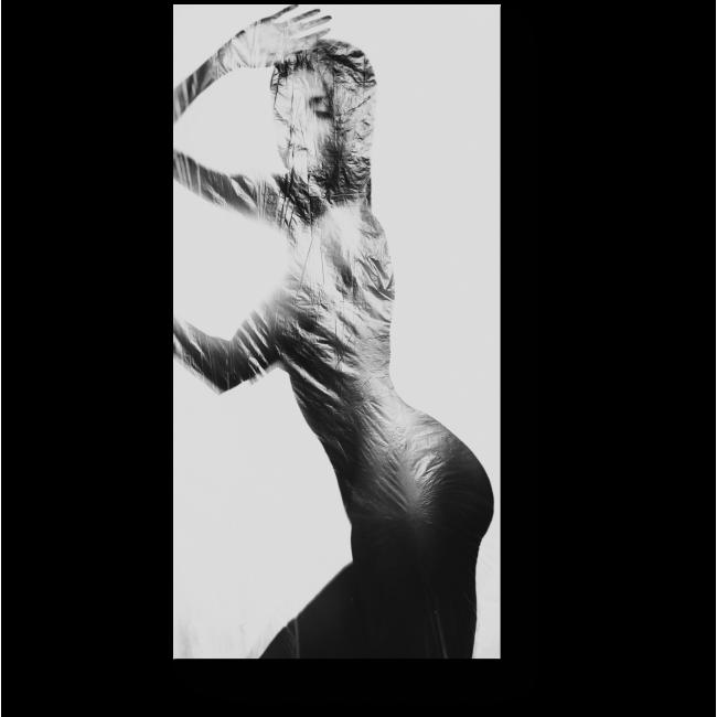 Модульная картина Танцующая девушка