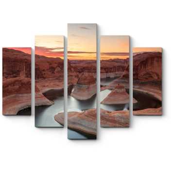 Озеро Пауэлл в Аризоне