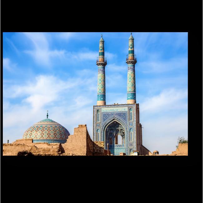 Модульная картина Мечеть Джеймда Йезд в Иране