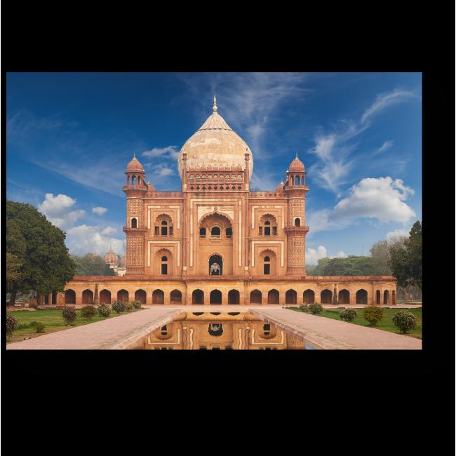 Модульная картина Могила Хумаюн, Нью-Дели