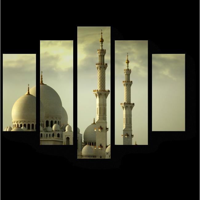 Модульная картина Большая мечеть
