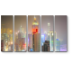 Гонконг в сиянии огней