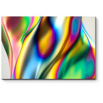 Металлическая радуга