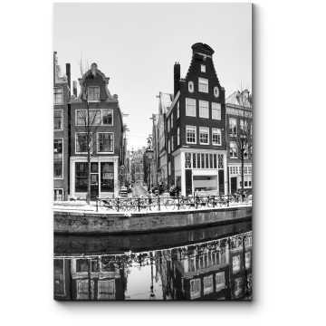 Монохромный Амстердам