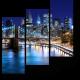 Ночной Нью-Йорк прекрасен