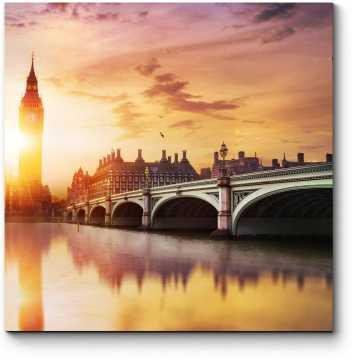 Погружающийся в сон Лондон