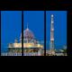 Сияющая мечеть,Куала-Лумпур
