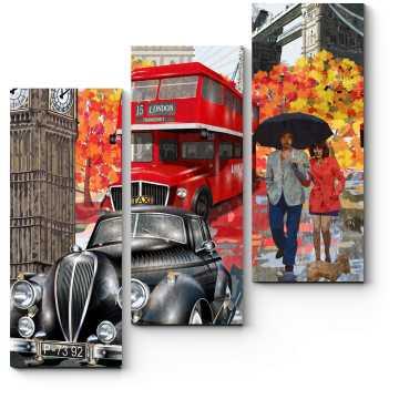 Осенний Лондон