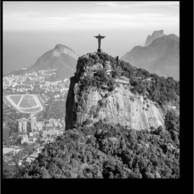 Модульная картина Добро пожаловать в Рио-де-Жанейро!