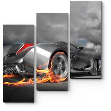 Оригинальный дизайн автомобиля