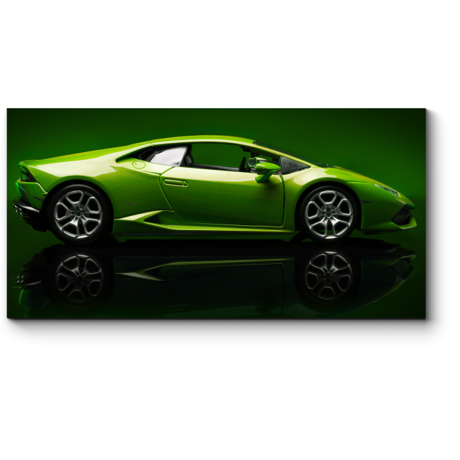 Модульная картина Lamborghini Huracán