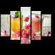 Цветочные коктейли