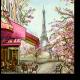 Весенний Париж