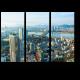 Пролетая над высотками Сеула
