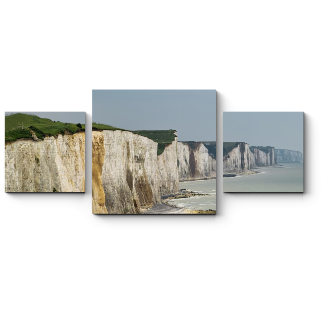 Модульная картина Скалы Франции