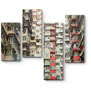 Многоквартирный дом, Гонконг