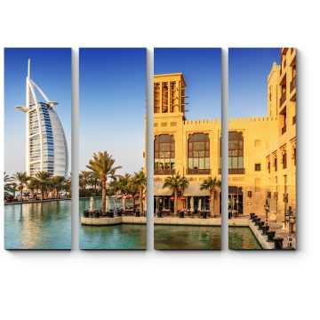 Тропическая сказка в Дубае
