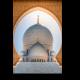 Купол Мечети Шейха Зайда,
