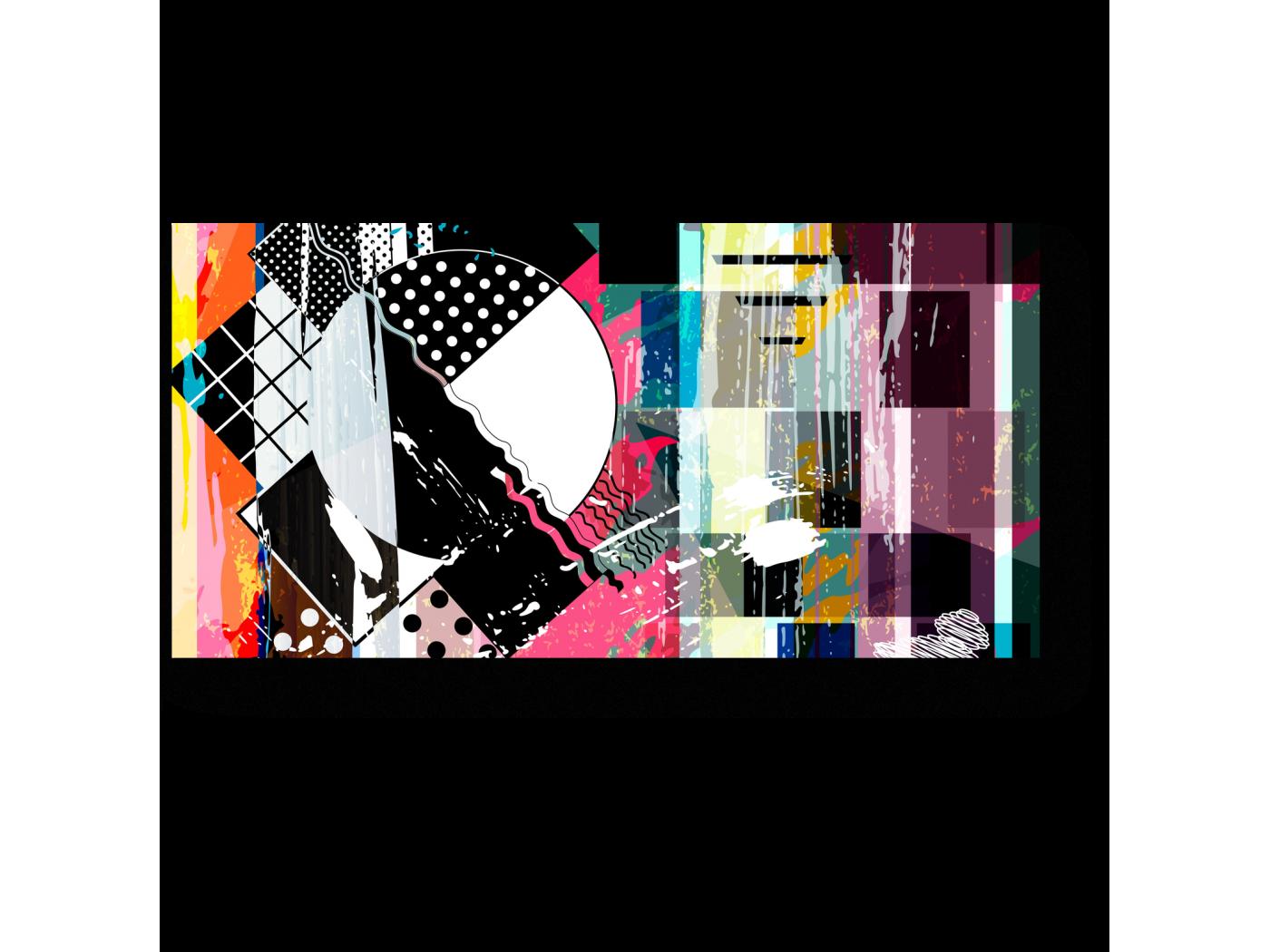 Модульная картина Домино (40x20) фото