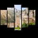 Древний монастырь в Барселоне