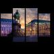 Опера в Вене летним вечером