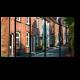 Тихая улочка Бриджнорта, Англия