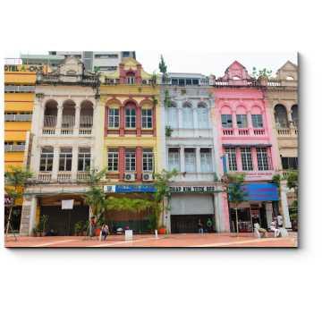Кусочек Испании в Куала-Лумпур