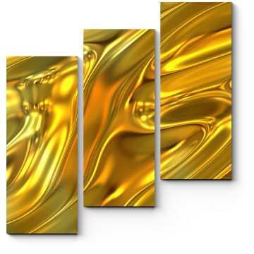Расплавленное золото