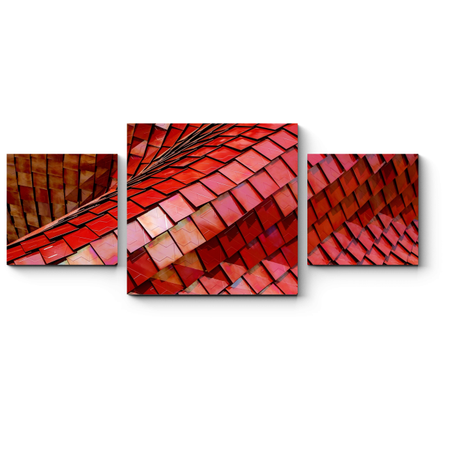 Модульная картина Паттерн #18