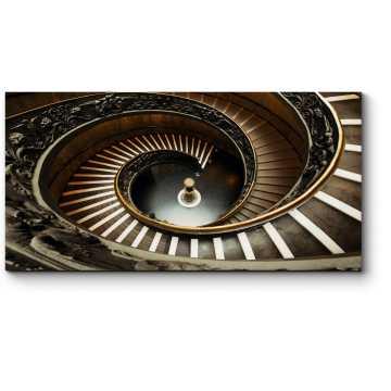 Закрученная лестница