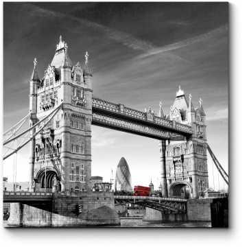 Монохромный Лондон