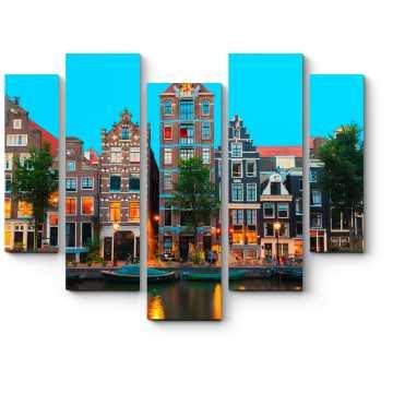 Амстердам каким мы его знаем