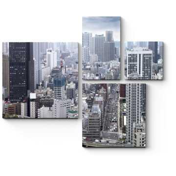 Над крышами Сингапура