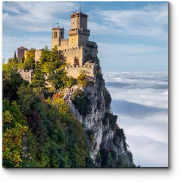 Замок над облаками