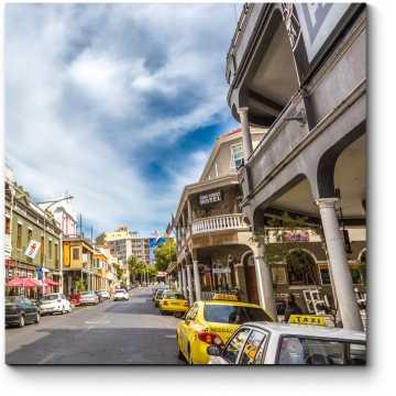На улочках Кейптауна