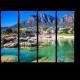 Райский пляж в горах, Кейптаун