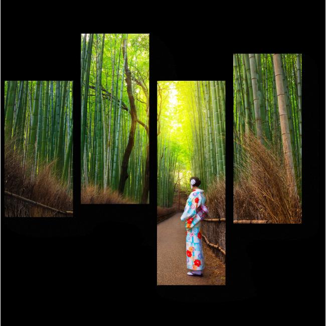 Путь в бесконечность, Киото
