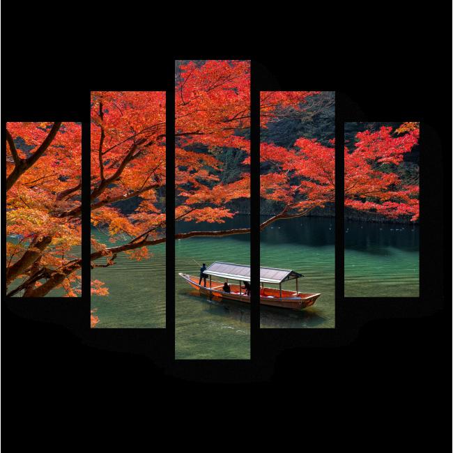 По течению безмятежности, Киото